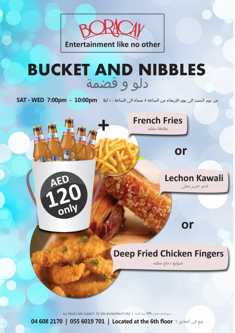 Bucket and Nibbles
